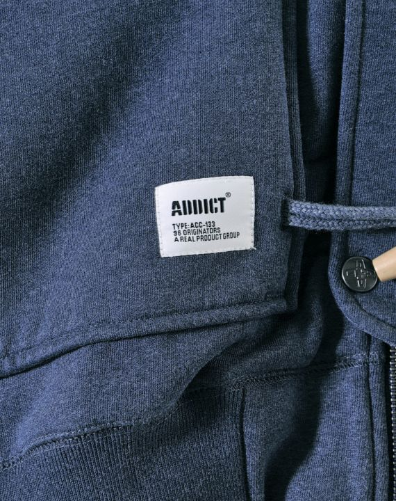 ADDICT DUFFLE SWEAT