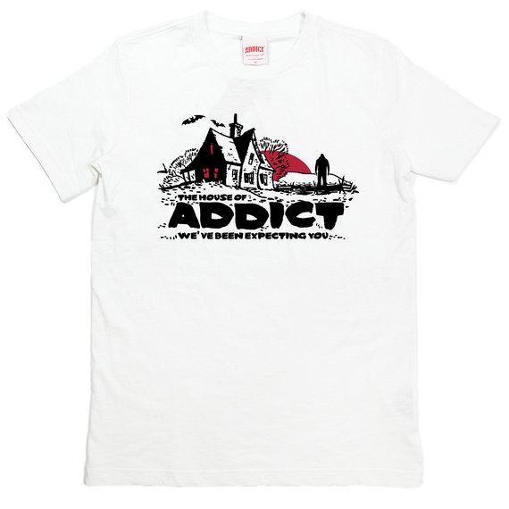 ADDICT VISIT TEE