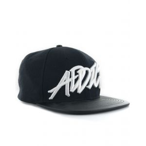 ADDICT POWDER SNAPBACK CAP