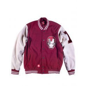 Iron Man Varsity Jacket Product Image
