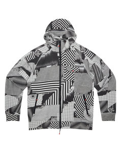 View the ADDICT FELIPE PANTONE METHOD ZIP HOODY - AOP from the  collection