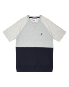View the ADDICT PANEL CREW SWEAT from the  collection