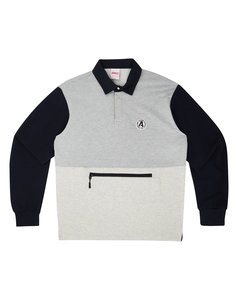 View the ADDICT ZIP POLO SWEAT from the  collection