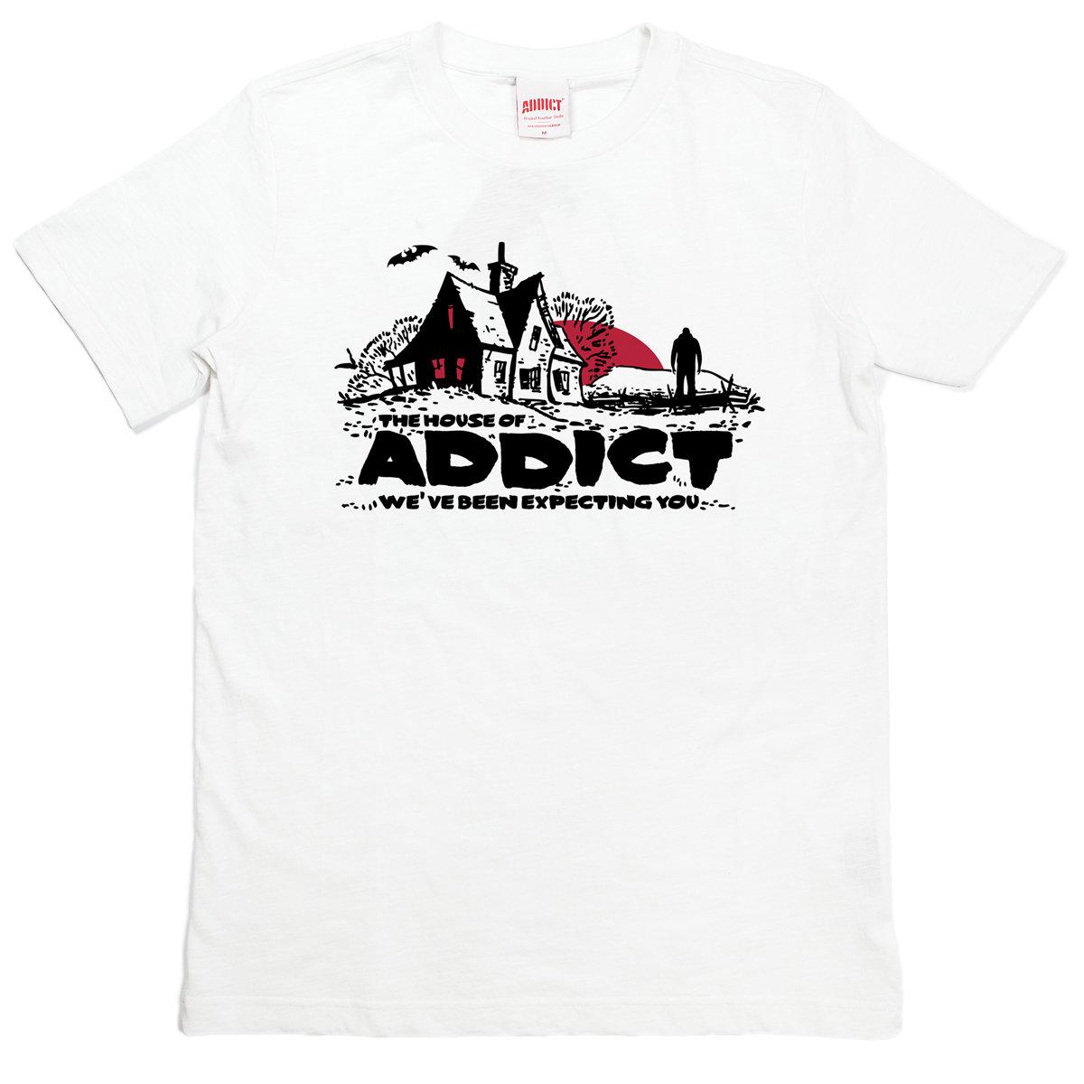 addict visit tee t shirts addict. Black Bedroom Furniture Sets. Home Design Ideas