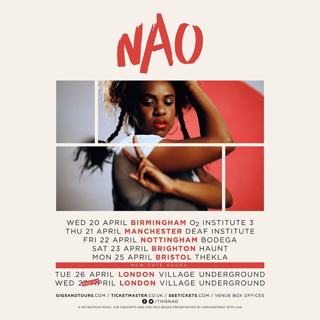 NAO Tour